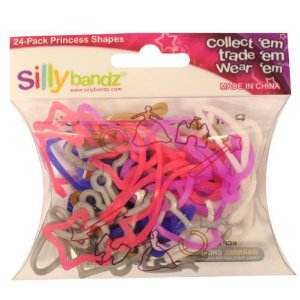 Harry Potter Hogwarts Logo Silly Bandz Box of 12 Packs