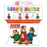 Beanie Bandz Alvin and the Chipmunks Silly Bandz